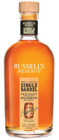Wild Turkey Bourbon Russells Reserve Small Batch Single Barrel